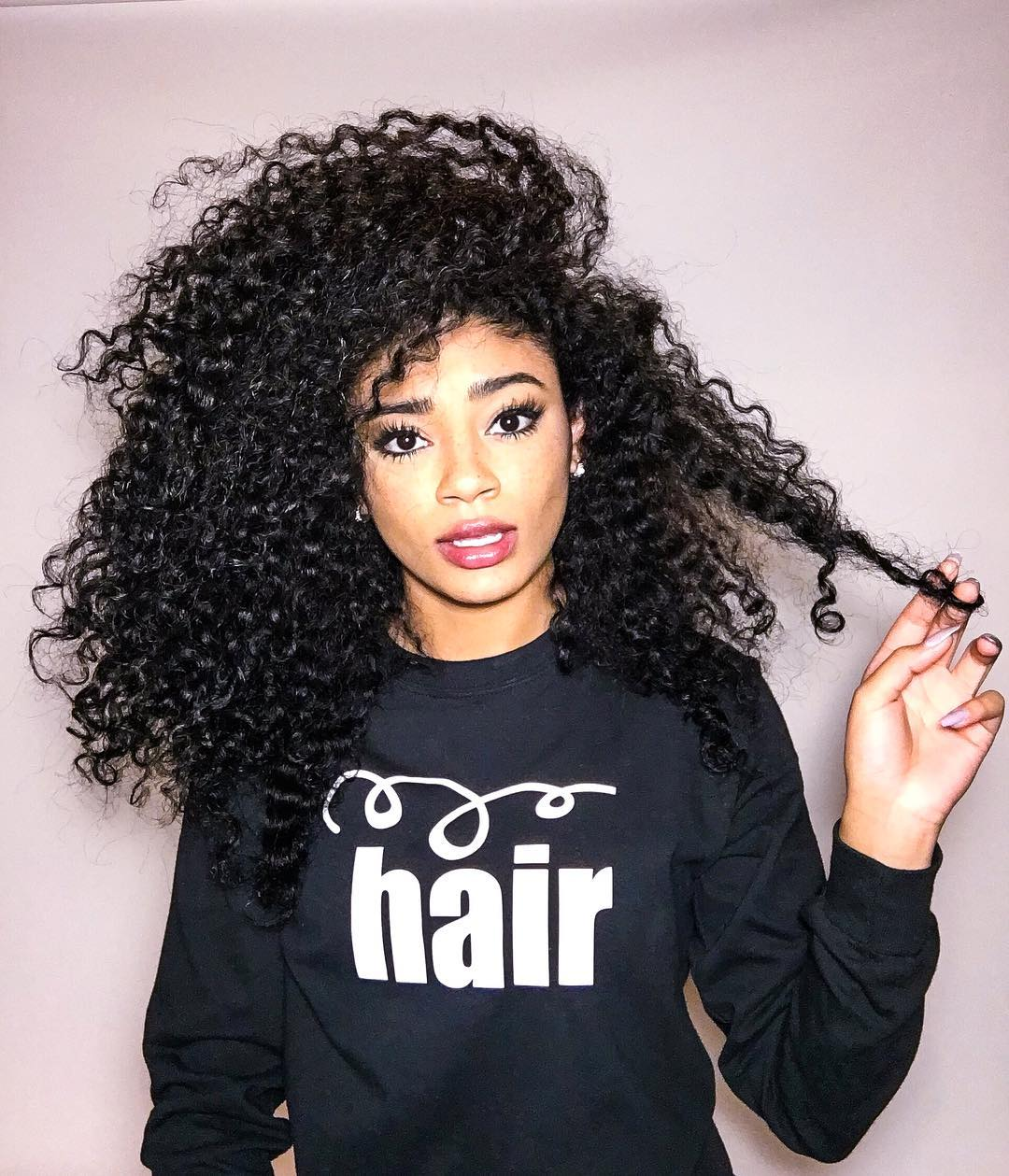 The Surprising Truth About Having Kinky Hair