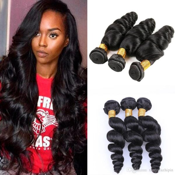 How to Wear Human Hair Extensions