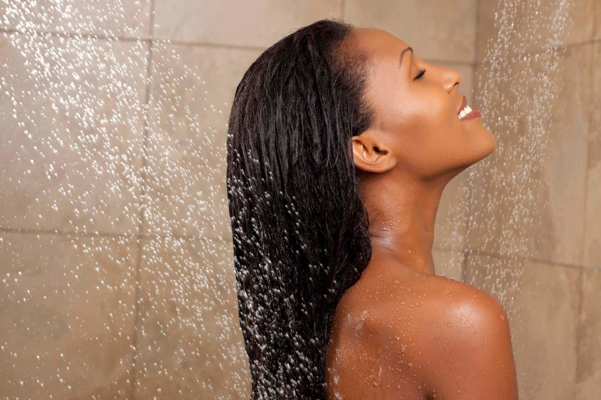 Is it Okay to Shower with Your Hair Extension on?