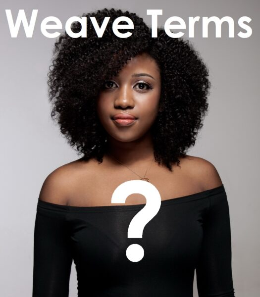 Weave Terms Demystified!