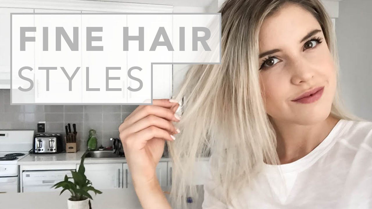 The Least Damaging Hair Extensions for Fine Hair