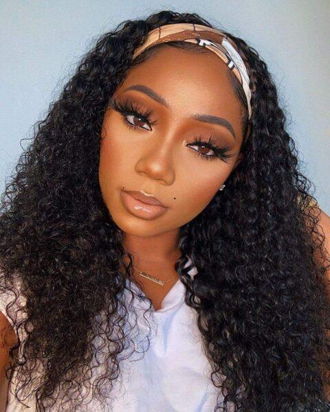 How to Detangle a Headband Wig?