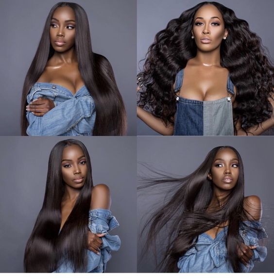 Wholesale Virgin Brazilian Hair Vendors , Hair Extensions Discounts