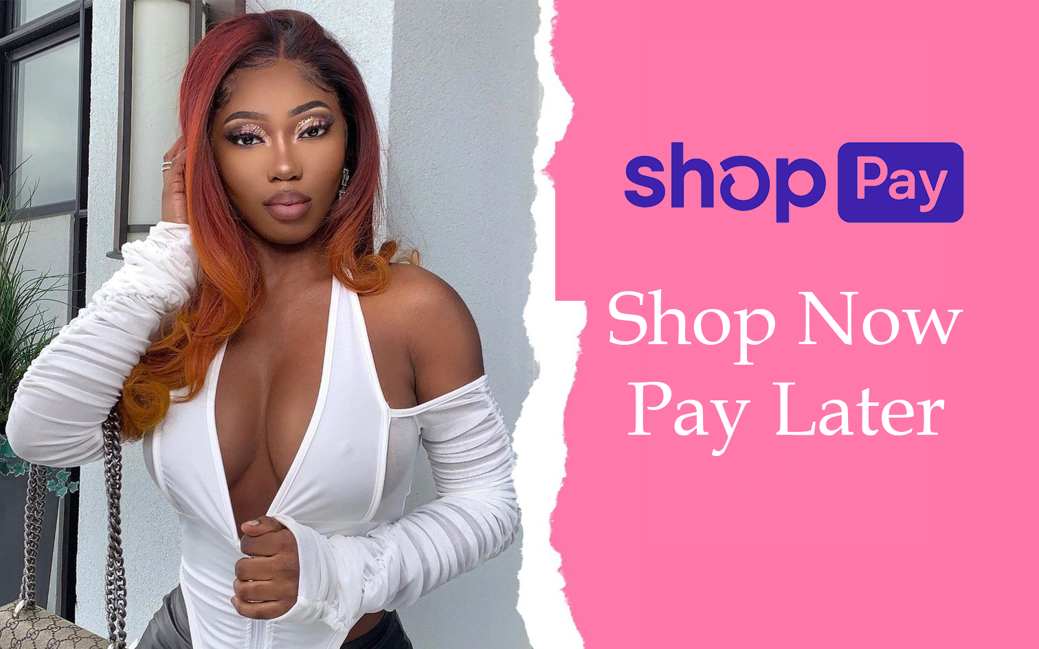 Shop Now, Pay Later hair